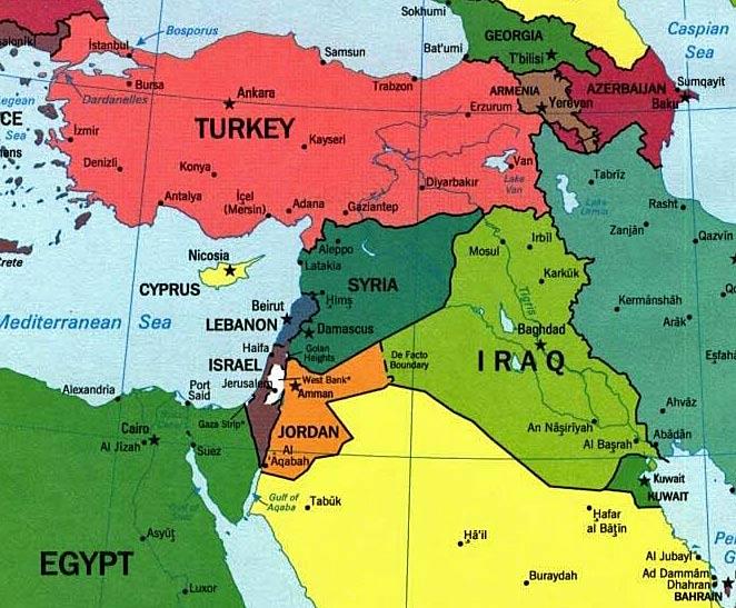 ... invadieron Canaán occidental, tomaron posesión de Jericó la